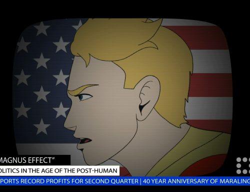 Breaking News: The Magnus Effect