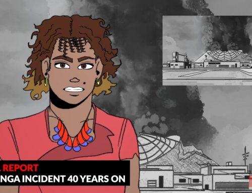 Newsflash 3 Maralinga Incident